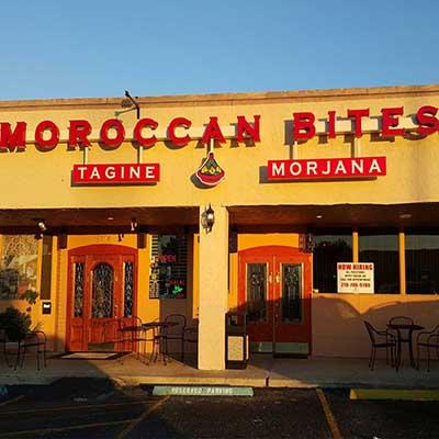 Moroccan Bites Tagine San Antonio Texas