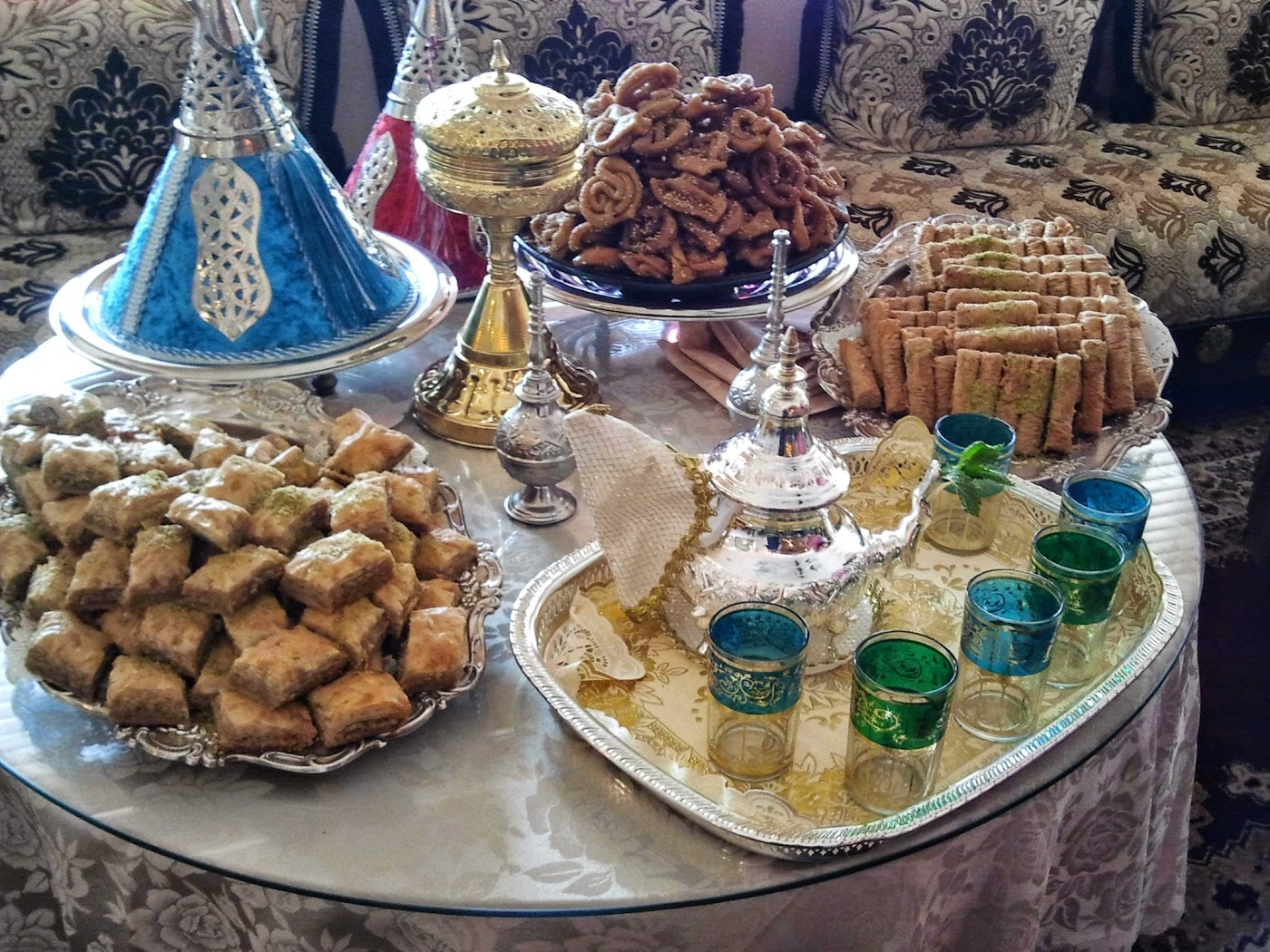 Cater Your Next Party With Moroccan Cuisine